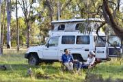 Real Value AU Real Value Trailfinder Camper motorhome rental australia
