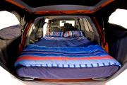 Spaceships Beta 2 Berth campervan hire - new zealand