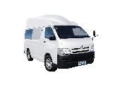 Lucky Roadie campervan hire australia