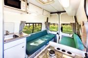 Budget Campers Budget Seeker campervan hire christchurch