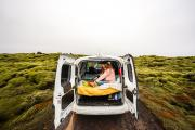 Faircar Campers Iceland Dacia Dokker 2 Persons Campervan