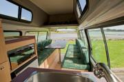 Budget 2+1 Premium campervan hire - new zealand
