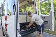 2 Berth Ultima Elite campervan hire - new zealand