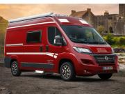 Group B4 - Compact Tourer motorhome rentalgermany