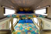 Hippie Camper AU International Hippie Endeavour Camper motorhome rental australia