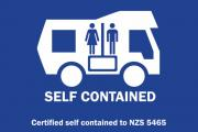 RV Shop 2 Berth Deluxe new zealand camper van hire