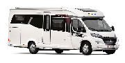Touring Cars - UK TC Medium or similar motorhome rental uk