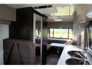 Ace Campervans 6 Berth Volkswagon Crafter motorhome rental new zealand