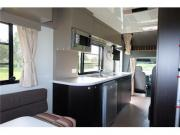 Ace Campervans 6 Berth Volkswagon Crafter new zealand camper van hire