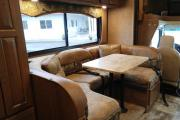 Motor Home Travel Canada Inc MHC 24' Class C RV motorhome rental canada