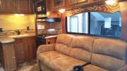 Motor Home Travel Canada Inc MHC 30 - 31' Class C RV motorhome rental canada