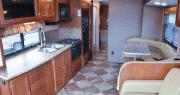 Motor Home Travel Canada Inc MHA 30' Class A RV rv rental canada
