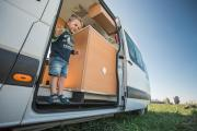 Britz Campervan Rentals NZ (Domestic) 2 / 3 Berth - Venturer Plus campervan hire queenstown