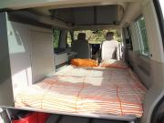 Flamenco Campers Lucia cheap motorhome rental spain
