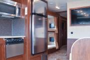 Motor Home Travel Canada Inc MHADL 34' - 37' Class A RV with Slideout motorhome rental canada