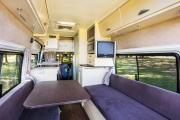 Path Seeker 2 Berth ST campervan hire - new zealand
