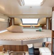 Camper Rent UK T-Line 740 2-4 Berth motorhome rental uk