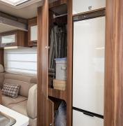 Camper Rent UK Auto-Roller 707 2-6 Berth motorhome rental uk