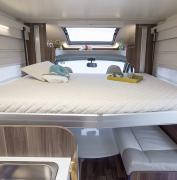 T-Line 590 2-Berth motorhome rental - uk