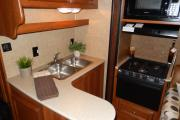Road Bear RV International 28-30 ft Class C Motorhome with slide out rv rental usa