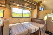 Road Bear RV 28-30 ft Class C Motorhome with slide out motorhome motorhome and rv travel