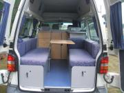 ARA3 campervan hire - new zealand