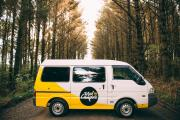 Mad Camper new zealand airport campervan hire