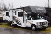 33ft Class C Fleetwood Jamboree w/2 Slide usa motorhome rentals