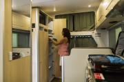 Britz Campervan Rentals NZ (Domestic) 4 Berth - Explorer motorhome rental new zealand