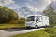 Rent Easy UK Active First Exsis-i 414 or similar motorhome rental united kingdom