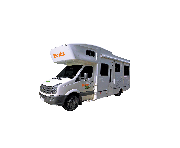 Britz Campervan Rentals NZ (Domestic) 6 Berth - Frontier motorhome rental new zealand