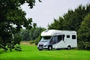 4-6 berth Imala Deluxe campervan rental new zealand