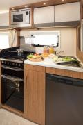Discover NZ Motorhomes 4-6 berth Imala Deluxe new zealand camper van hire