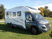 AutoRoller T Line 4 person Executive campervan hire - new zealand