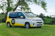 Mad 1 campervan rental new zealand
