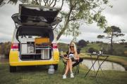 Mad Campers Mad 1 new zealand airport campervan hire