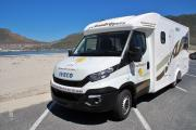 Standard 4 Sleeper-Auto camper hire south africa