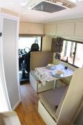 SA Roadtrippers Standard 4 Sleeper camper hire south africa