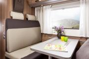Bunk Campers Dublin Vista Plus motorhome motorhome and rv travel
