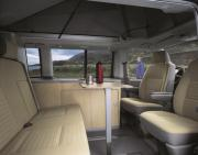 Pure Motorhomes Germany Urban Standard California VW T6 or similar campervan rental germany