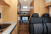 Family Plus A 5887 or similar motorhome rental - italy