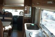 Freedom Holiday Small Motorhome - Mc Louis 211 camper hire italy