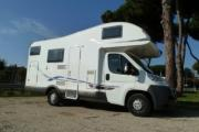 Small Motorhome - Mc Louis 211 motorhome rental - italy