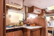 Autocaravan Express, S.A Hymer Carado T-334 cheap motorhome rental germany