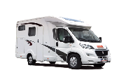 Group B2 - Compact Cruiser motorhome rentalgermany