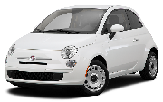 Group BB - Fiat 500 or Similar