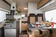 Pure Motorhomes Germany Urban Plus Globecar Pössl or similar