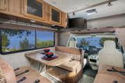 Compass Campers USA (International) C28 Class C Motorhome rv rental san francisco