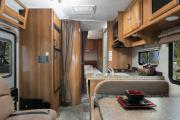 Compass Campers USA (International) C28 Class C Motorhome rv rental texas
