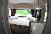 SA Roadtrippers Bed Over Roof 6 Berth - Auto motorhome rental south africa